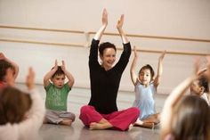 Baby Steps   Dance Teacher magazine   Teaching Creative Dance Through the Foundations of Dance Language: Space, Time, Weight and Energy