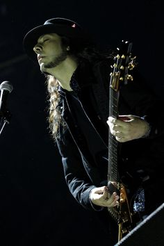Daron Malakian, Santiago, Chile, 2015