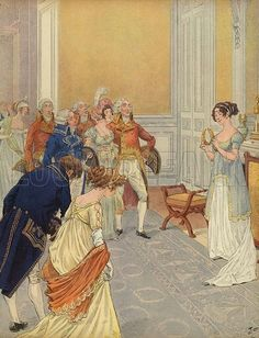 size: Giclee Print: Josephine Welcoming Guests to the Tuileries Palace : Napoleon Josephine, Empress Josephine, Ajaccio Corsica, St Helena, Empire Style, Palace, Find Art, Framed Artwork, Giclee Print