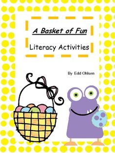 Cheap Cheep!  Hello Everyone--CLICK ON THE PREVIEW--(You'll get a better idea of the packet!)This packet includes cards for a cvc word game, nonsense w...