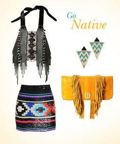 It's Just Hearsay: Native American Fashion