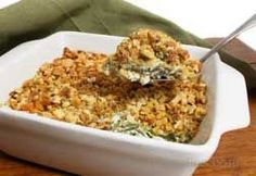 Green Bean Casserole with Swiss Cheese Recipe from RecipeTips.com!