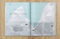 Slow II. La rivista di Slow Food by undesign, via Behance