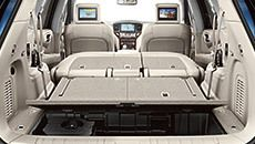 2015 Nissan Pathfinder, Interior, Nissan Pathfinder, Nissan USA, Nissan, Pathfinder, SUV