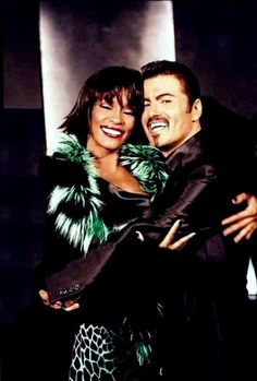 Whitney Houston & George Michael | 'If I Told You That'
