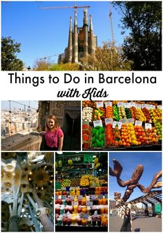 Ah, Barcelona! What could be more unique than traveling to Spain with your family? #ad #AlamoDriveHappy - Jenn Quillen