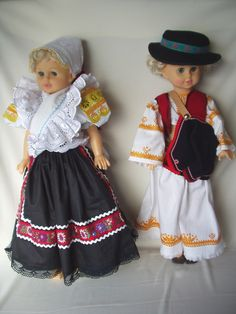Slovak Dolls