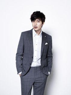 Lee Min Ho  Young handsome lead korean actor  Colección TRUGEN 2013