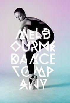 melbourne, dance, company, corporate, design, erscheinungsbild, schrift, typeface, font, alternate, design, display, jakob runge, timo titzm...