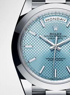 New Rolex Day-Date 40 watch
