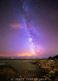 Castlehaven Milky Way   by stacksjay79