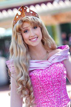 Disneyland // Sleeping Beauty // Aurora