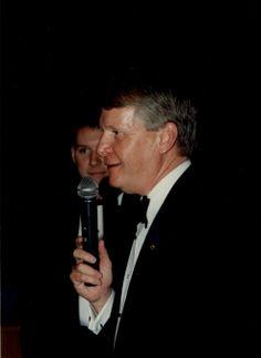 President Campbell, 1996 :: Staubitz Archives Digital Images