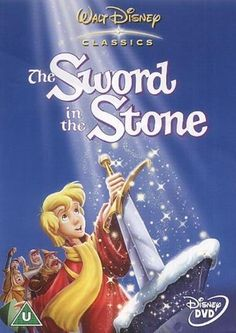 *THE SWORD IN THE STONE, (1963) ~ The Wizard Merlin teaches a young boy who is destined to be King Arthur. Stars: Rickie Sorensen, Sebastian Cabot, Karl Swenson...