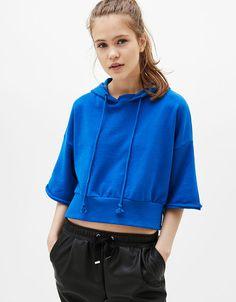 Women's Sweatshirts & Hoodies for Spring Summer 2017 | Bershka
