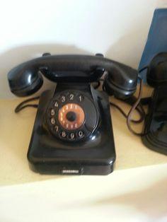 Teléfono de mesa 003