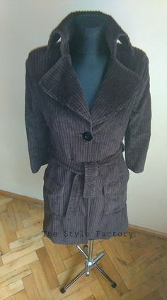 Women coat autumn / winter // thestylefactory.pl //