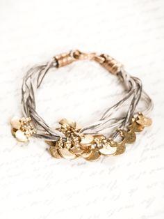 Botticellis Niece - Shield Me Bracelet