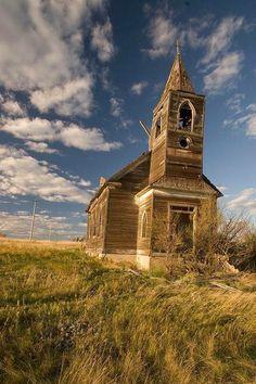 ~ Abandoned Church