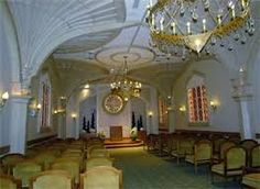 Excalibur Hotel Wedding Chapel Interior