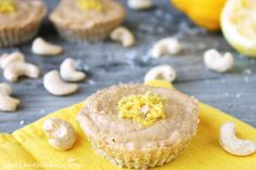 Raw Lemon Cheesecake Recipe by Jesse Lane Wellness