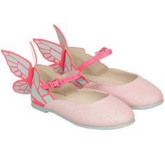 9dcb6a27beb1 Rose Glitter  Chiara  Shoes. Sophia Webster ...