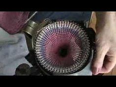 Sock Machine Knitting Demonstration - http://www.knittingstory.eu/sock-machine-knitting-demonstration/