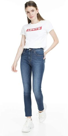 Fits perfect  Bekleidung, Damen, Jeanshosen Skinny Fit, Skinny Jeans, Fitness, Pants, Fashion, Summer, Clothing, Trouser Pants, Moda
