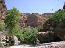 Fish Creek Lower Canyon, AZ