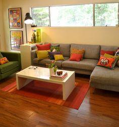 Kanak & Anuj's Living room