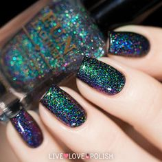 Swatch of Fun Lacquer Edgy (H) Nail Polish (PRE-ORDER | ORDER SHIP DATE: 11/17/15)