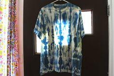diy: bleach tie dye technique | heywandererblog | Bloglovin'