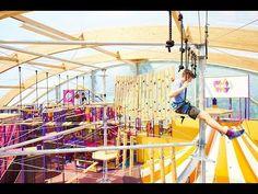 Kinderferienbetreuung: Swiss Mega Park so super für Kinder.