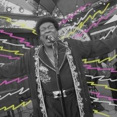 Charles Bradley, the King of Soul shares his deep connection with the audience while performing, giving us a deeper understanding of his music.  What do you love about music? #GoPro #GoProMusic #MusicMonday