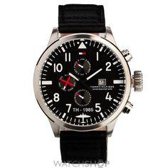 Mens Tommy Hilfiger Jackson Watch 1790683 $235