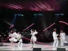 ▶ Eurovision 1987 Turkey - Seyyal Tanner & Lokomotif - Sarkim sevgi üstüne - YouTube