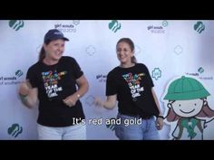 Girl Scout Song of the Month: Great Big Moose Silly Songs, Songs To Sing, Kids Songs, Daisy Girl Scouts, Boy Scouts, Girl Scout Songs, Campfire Songs, Camp Songs, Girl Scout Activities