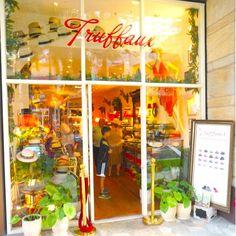 ハワイで人気のパナマハット店♡@Truffaux Waikiki : Remi 公式ブログ