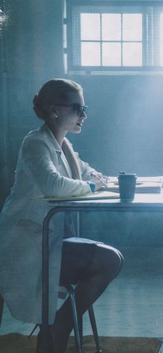 Harley Quinn was a psychiatrist at the Arkham Asylum before becoming the Joker's girlfriend.