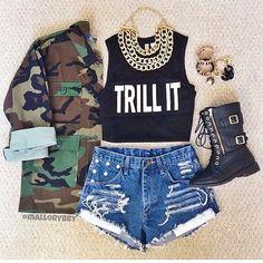 Militar Style