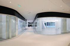 Galaxy Soho by Zaha Hadid Architects Complex in Beijing, China