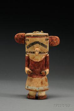 Hopi, Eagle Katsina