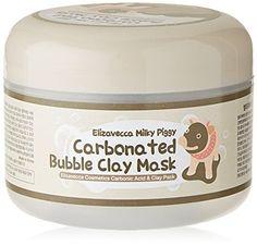 Elizavecca Milky Piggy Carbonated Bubble Clay Mask Elizav...