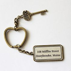 """For fans who spend more time in Storybrooke than they do in the real world. 