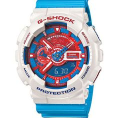 G-SHOCK GA110AC-7A Watch - perfect for active people