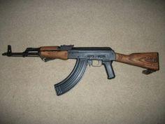 WASR-10 Ak 47, Assault Weapon, Assault Rifle, Home Defense, Cool Guns, Guns And Ammo, Firearms, Hand Guns, Weapons