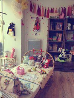 French children's boutique