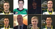 These are the victims of the Humboldt Broncos bus crash Stick It Out, My Prayer, Broncos, Sticks, Hockey, Families, Pride, Prayers, Strength