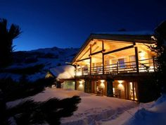 Sumptuous+Swiss+ChaletVacation Rental in Verbier from @HomeAway! #vacation #rental #travel #homeaway