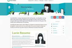 Perfect Your Resume Story Resume Thomas Evans Infographic  Ig  Personal  Pinterest .
